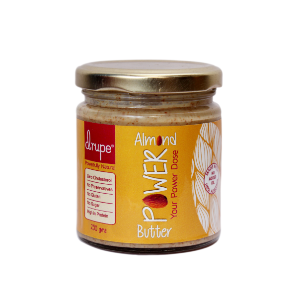 Almond Power Butter