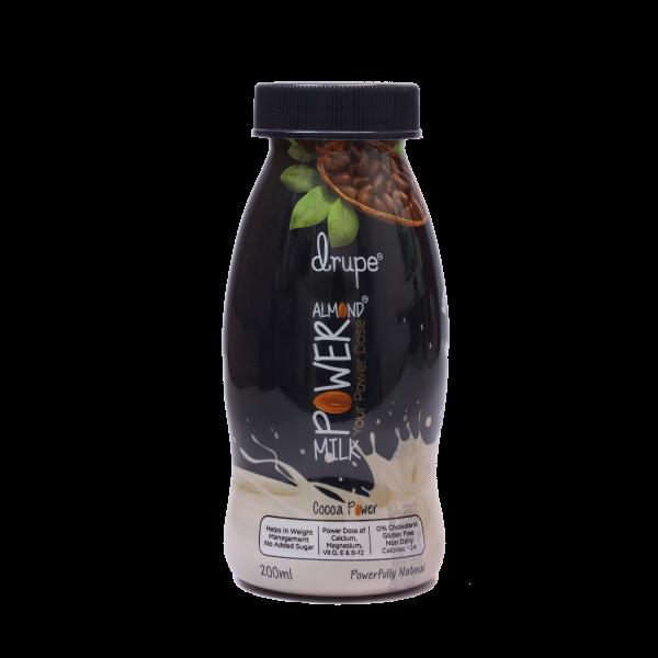 coco power almond milk