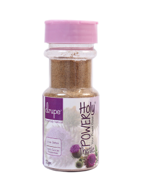 Drupe milk thistle powder