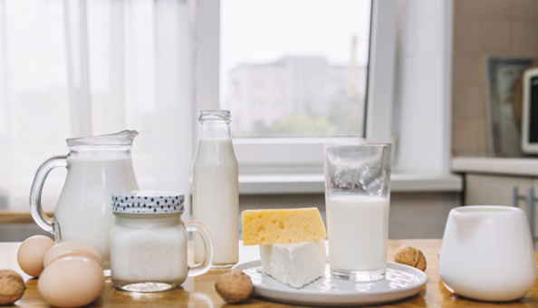 Healthy Milk Option