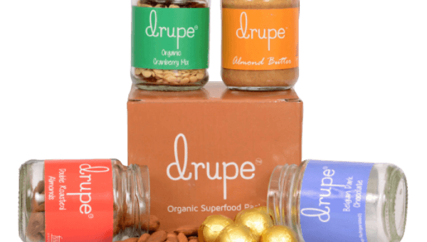 Drupe Organic Super Food Packs